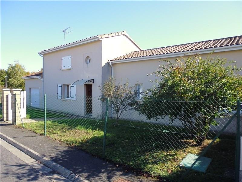 Venta  casa Poitiers 214500€ - Fotografía 1