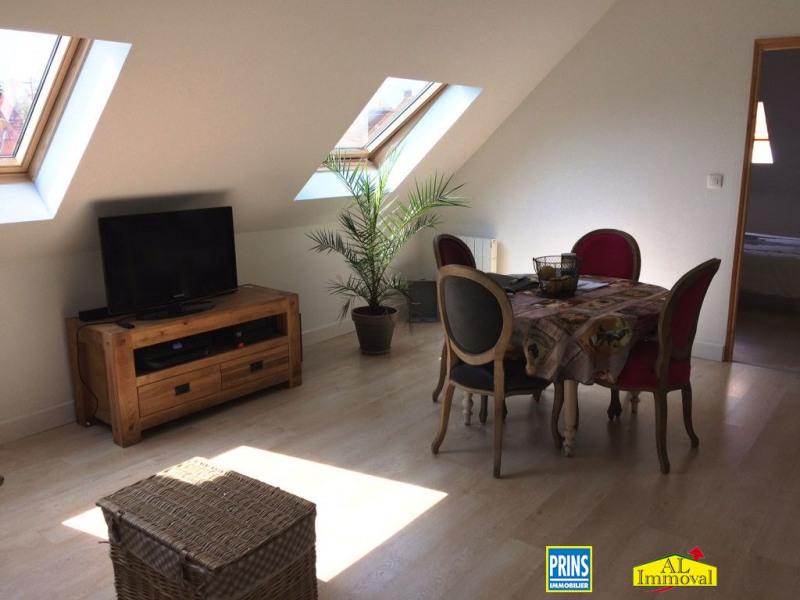 Rental apartment Wizernes 444€ CC - Picture 1
