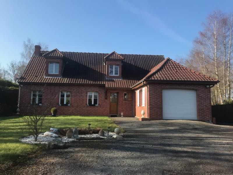 Sale house / villa Aubigny en artois 322000€ - Picture 1