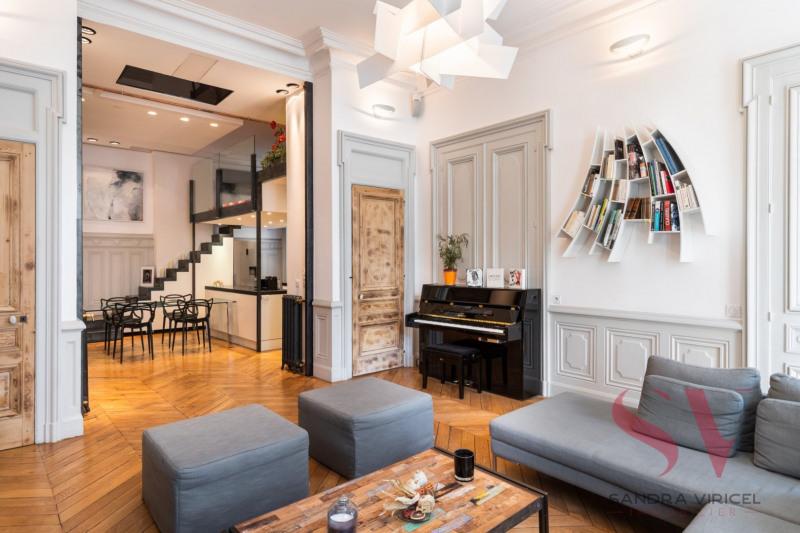 Vente de prestige appartement Lyon 6ème 975000€ - Photo 2
