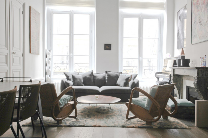 Vente de prestige appartement Paris 4ème 1 490 000€ - Photo 1