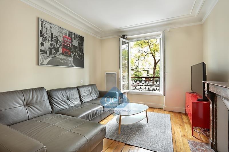 Vente appartement Paris 11ème 530000€ - Photo 1