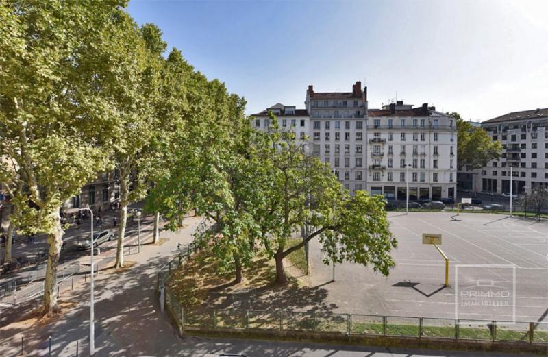 Vente de prestige appartement Lyon 6ème 1040000€ - Photo 2
