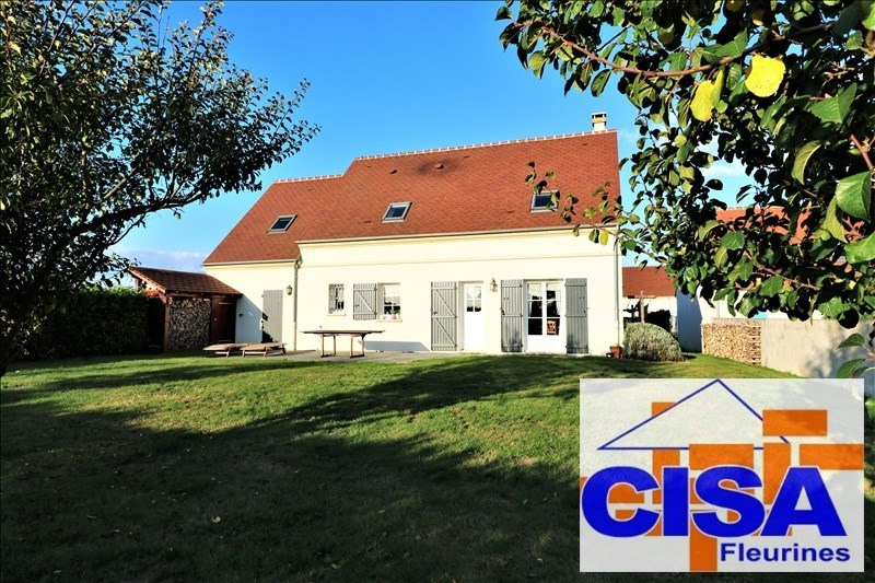 Vente maison / villa Senlis 399000€ - Photo 2