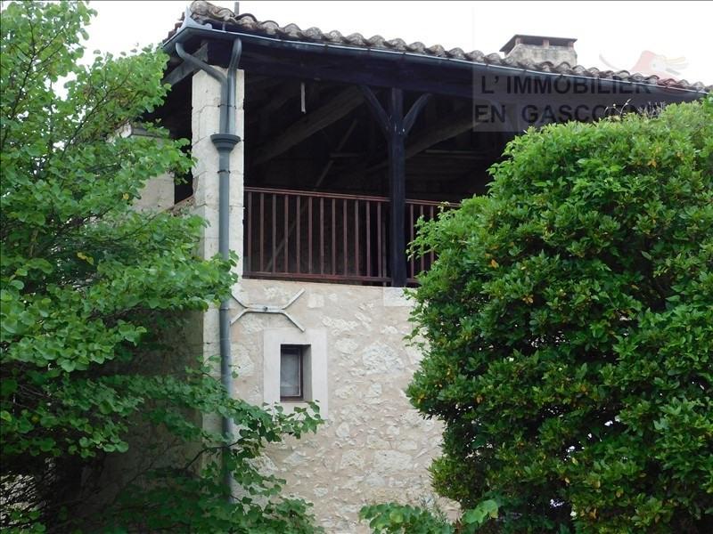 Verkoop  huis Auch 169500€ - Foto 1