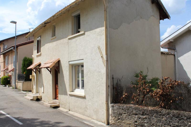 Vente maison / villa Bourgoin jallieu 120000€ - Photo 1