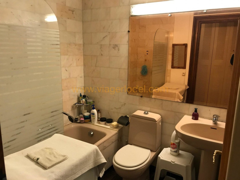 Life annuity apartment Nice 75 000€ - Picture 9