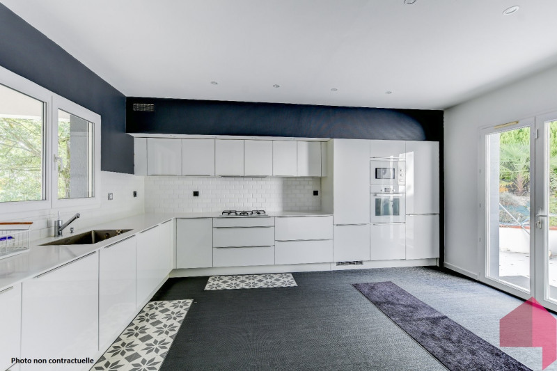 Deluxe sale house / villa Quint fonsegrives 682000€ - Picture 3