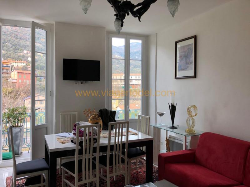 Vendita nell' vitalizio di vita appartamento Breil-sur-roya 35000€ - Fotografia 2
