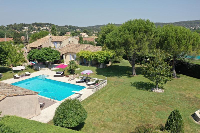 Immobile residenziali di prestigio casa Simiane-collongue 890000€ - Fotografia 1
