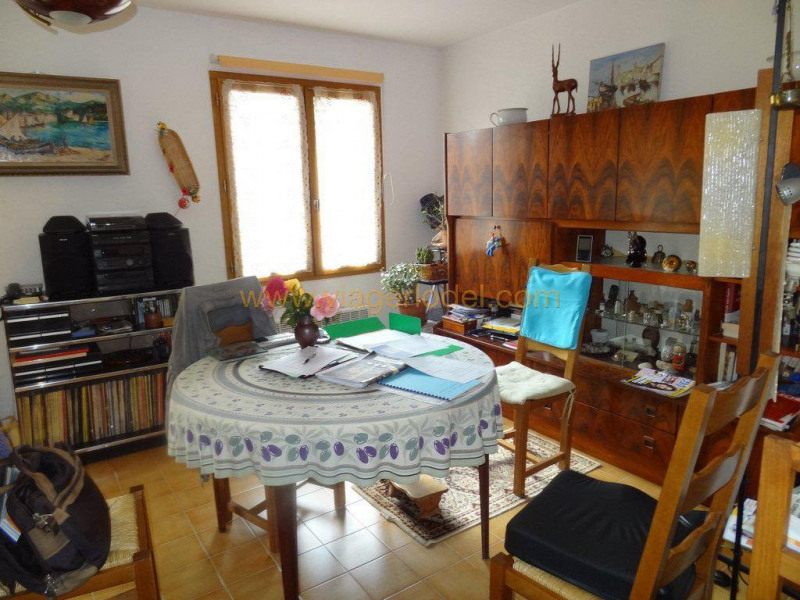 Vitalicio  casa Boutenac 40000€ - Fotografía 1
