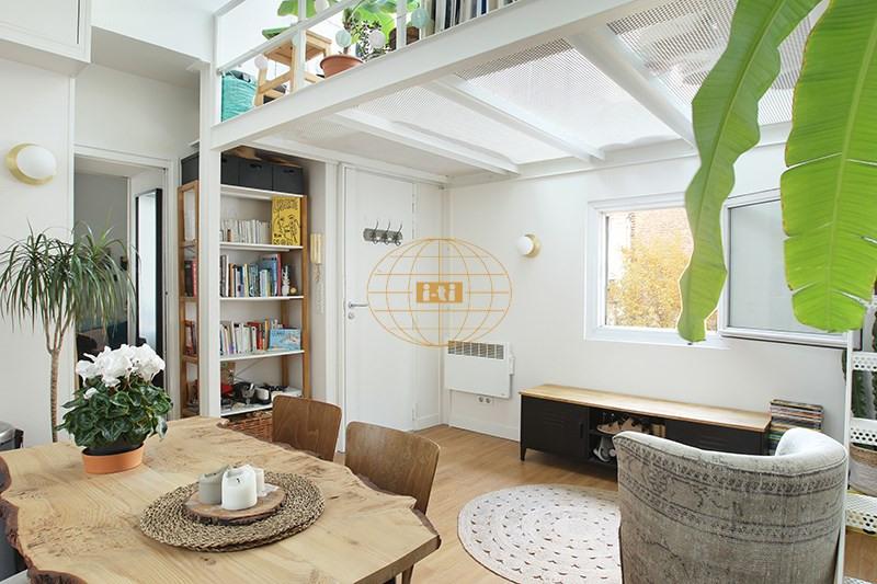 Appartement Paris 2 pièce(s) 30 m2