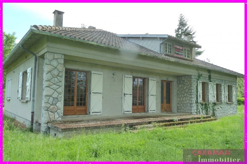 Vente maison / villa Caraman  centre 285 000€ - Photo 1
