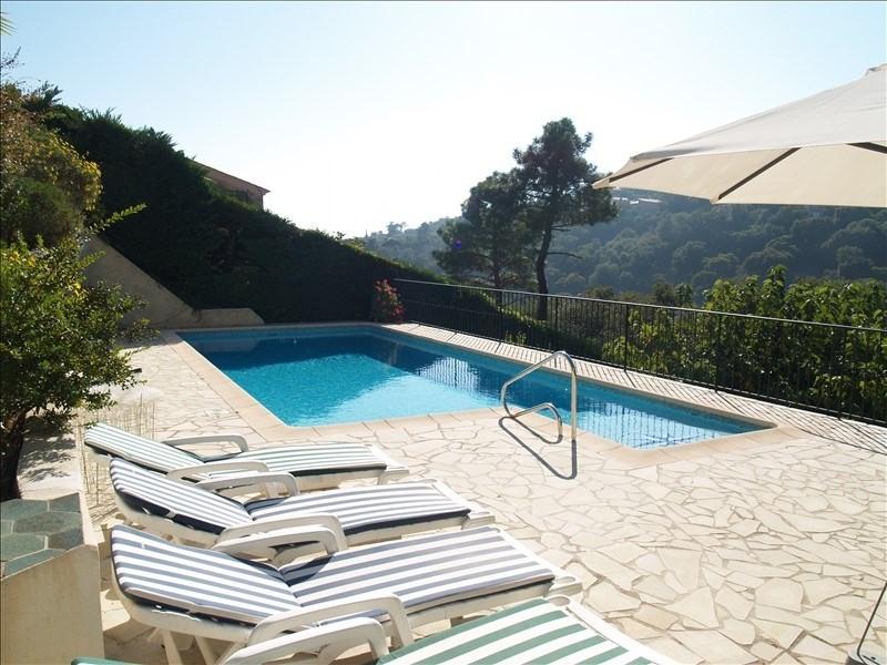 Vente de prestige maison / villa Les issambres 732000€ - Photo 1