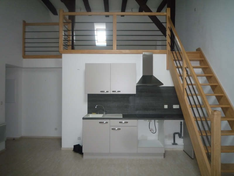 Rental apartment Moulins 550€ CC - Picture 2