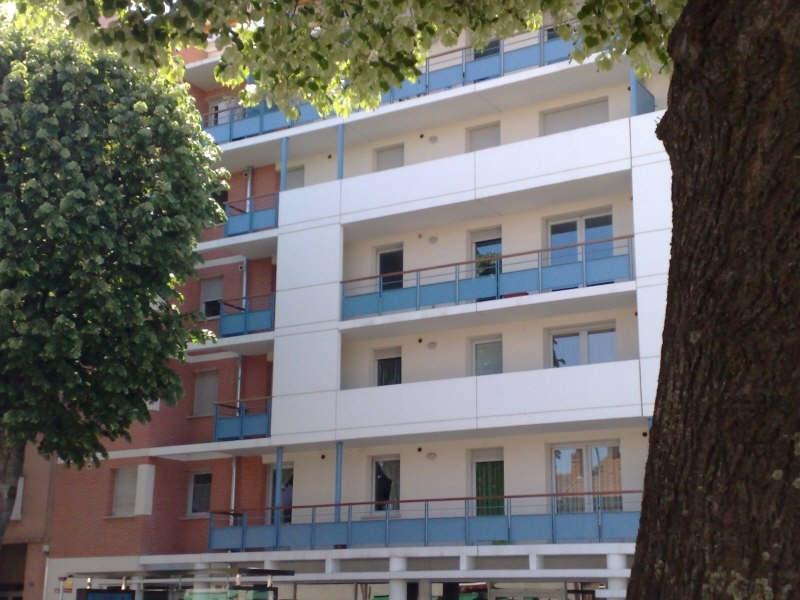 Rental apartment Toulouse 814€ CC - Picture 1
