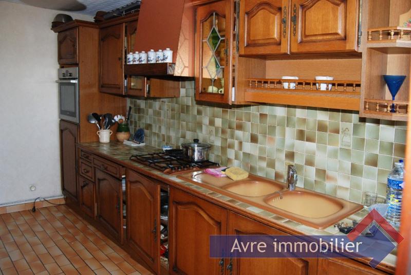 Vente maison / villa Verneuil d avre et d iton 148000€ - Photo 4