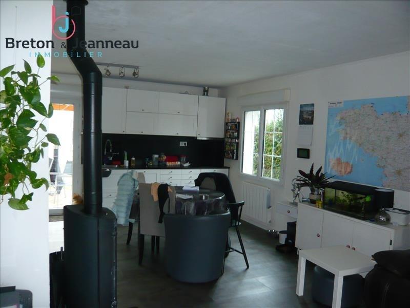 Vente maison / villa Loiron 166400€ - Photo 3