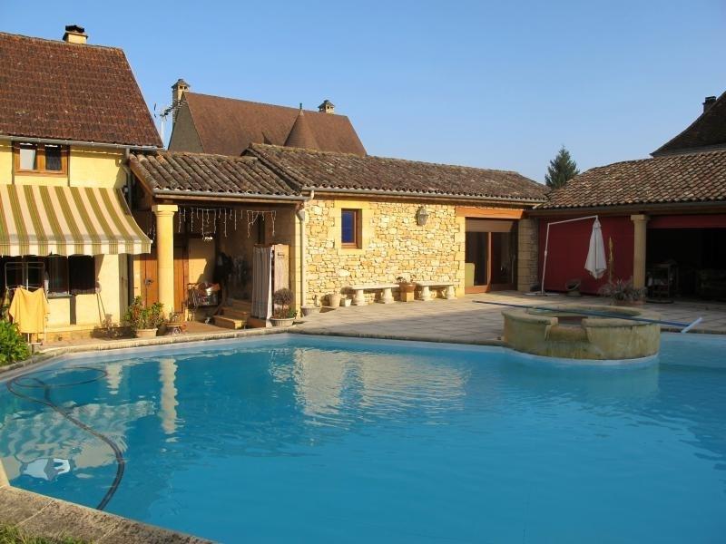Vente maison / villa St cyprien 296800€ - Photo 1