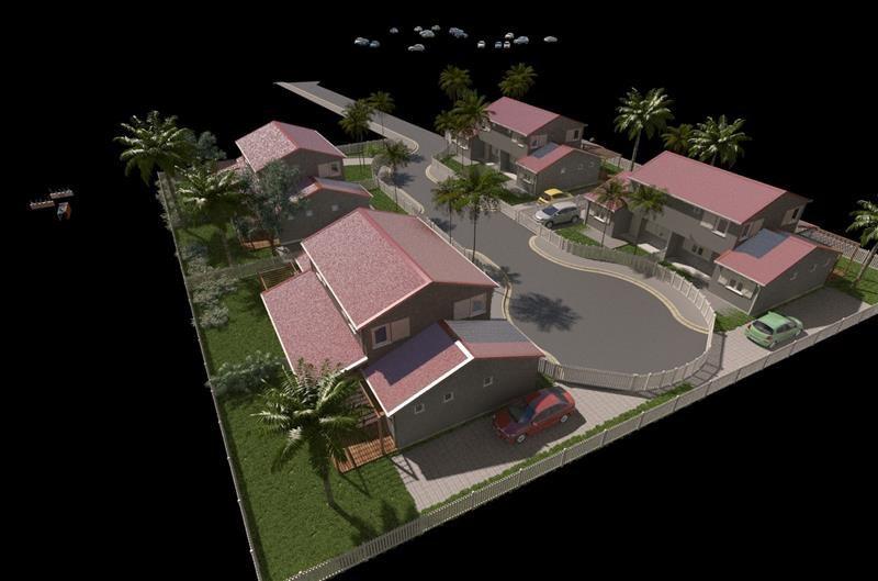 Sale house / villa Le moule 265000€ - Picture 6
