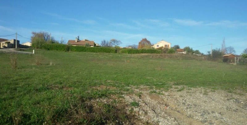 Vente terrain Chomérac 112 000€ - Photo 2