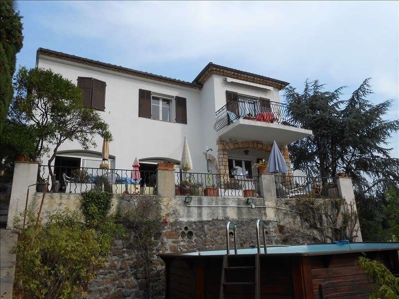 Revenda residencial de prestígio casa Le golfe juan 816200€ - Fotografia 5