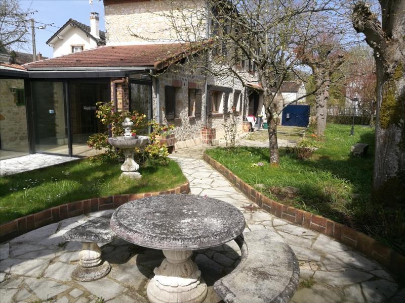 Vente maison / villa Bois le roi 475000€ - Photo 1