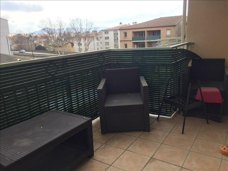 Vente appartement Carcassonne 79500€ - Photo 4