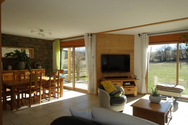Vente maison / villa La chaux-du-dombief 323000€ - Photo 6