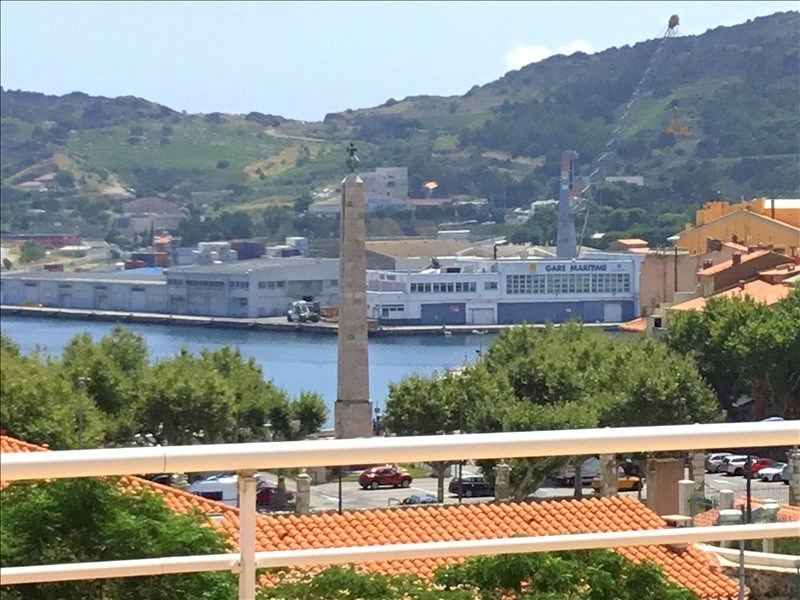 Sale apartment Port vendres 395 000€ - Picture 1