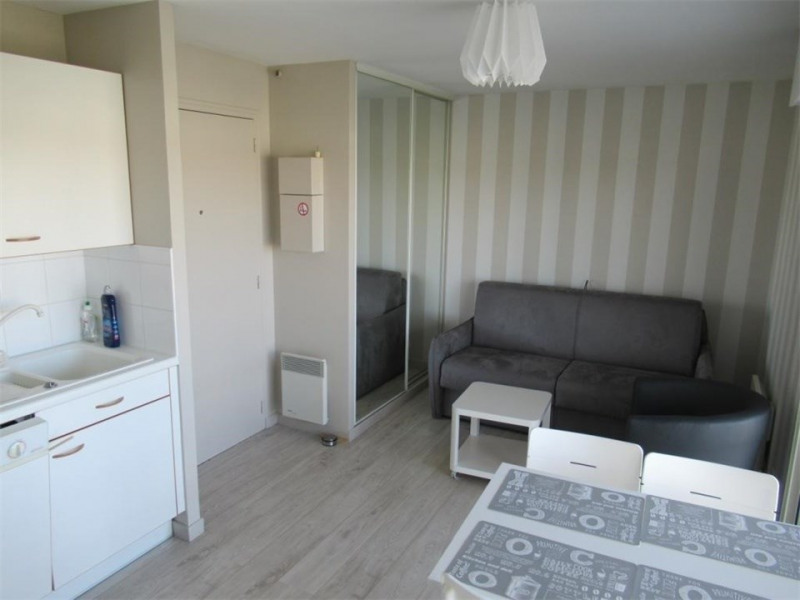 Location vacances appartement Stella-plage 240€ - Photo 1