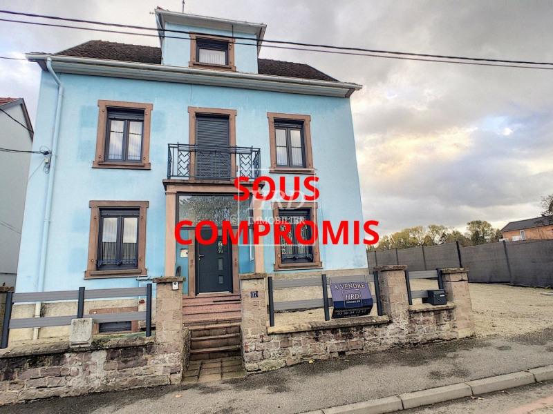 Venta  casa Saverne 269000€ - Fotografía 1