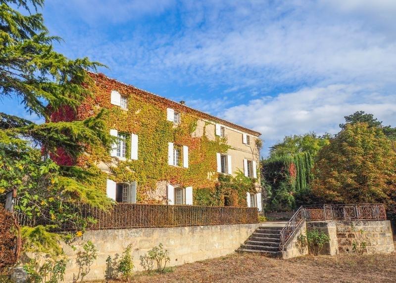 Verkoop van prestige  huis Uzes 649000€ - Foto 13