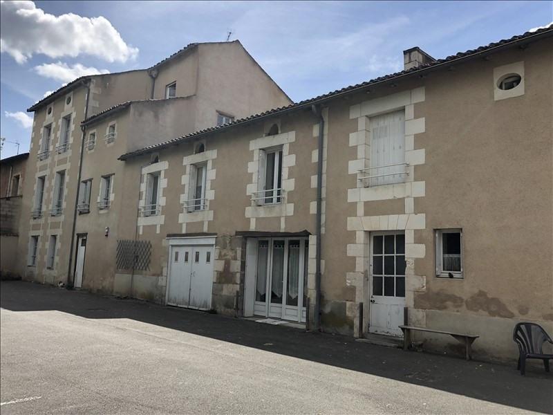 Location appartement Liguge 313€ CC - Photo 1