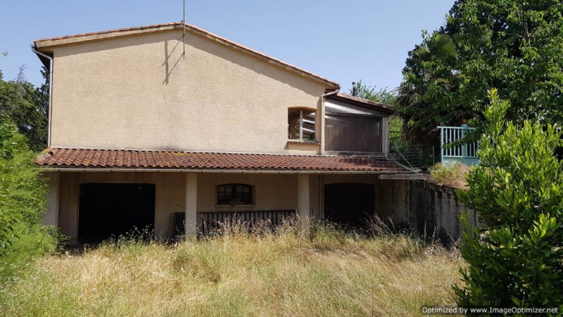 Sale house / villa Villespy 160 000€ - Picture 1