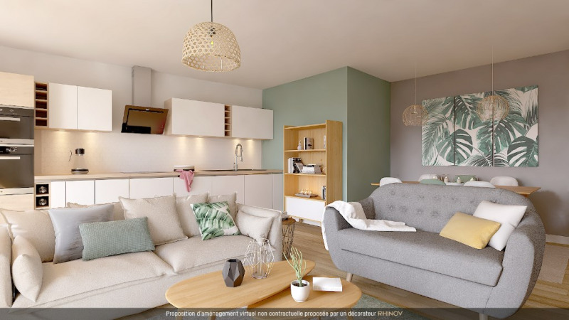 Sale apartment Nice 385000€ - Picture 8