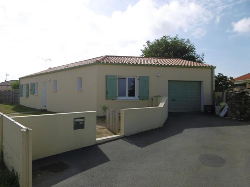 Vente maison / villa Saint julien des landes 200000€ - Photo 1