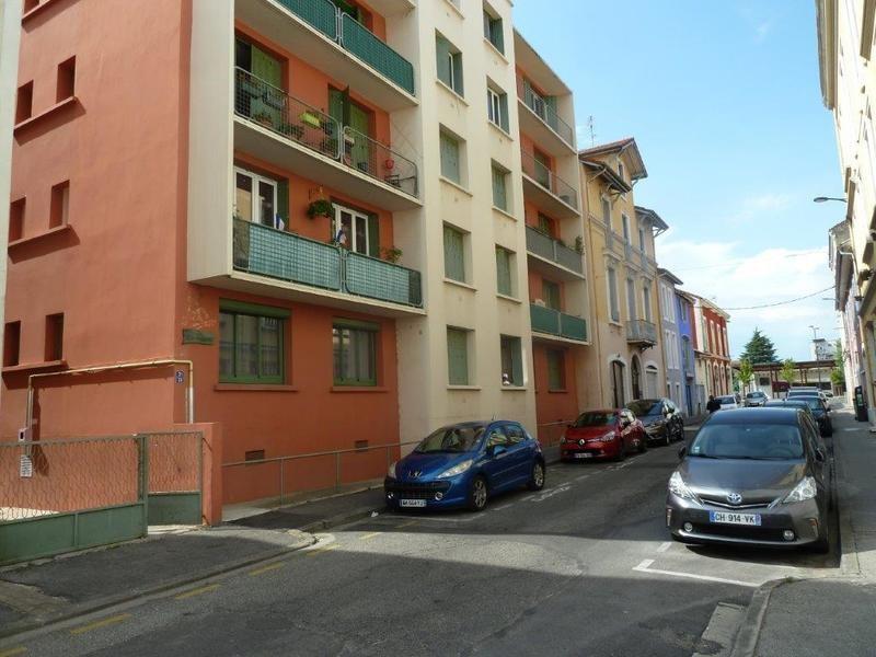 Romans T1 27 m² vendu loue