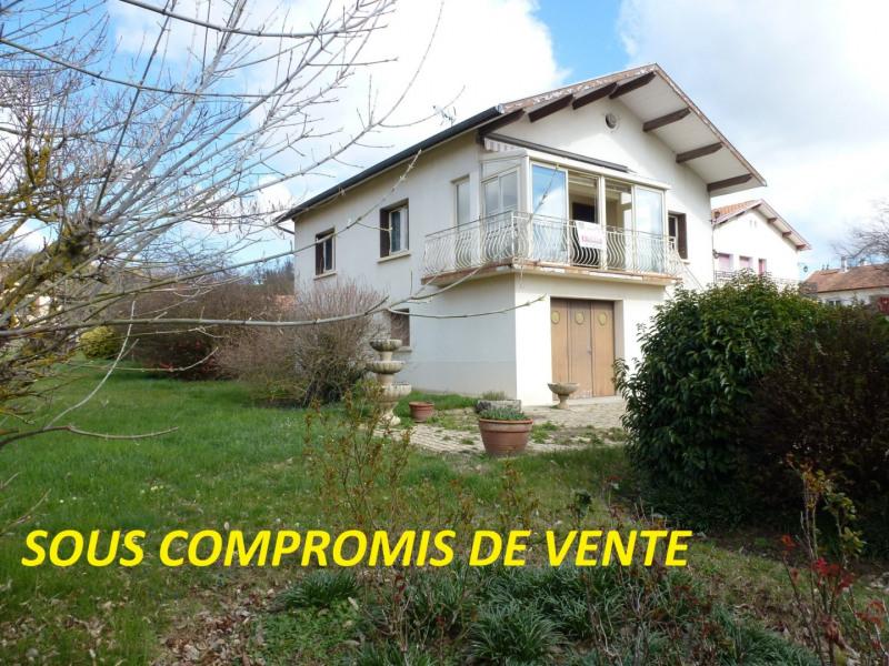 Vente maison / villa Hauterives 157000€ - Photo 1