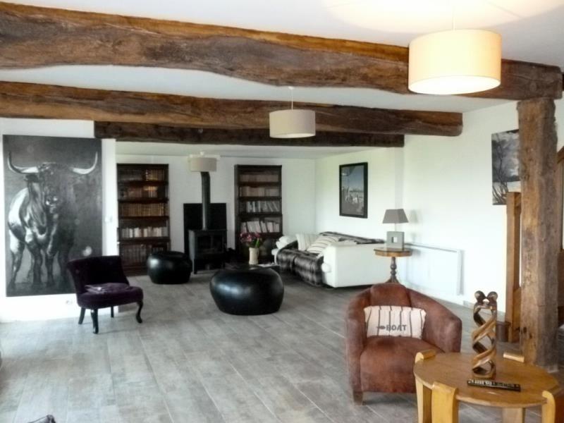 Sale house / villa Pennedepie 525000€ - Picture 3
