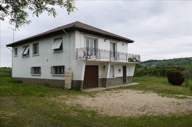 Sale house / villa Reventin vaugris 208000€ - Picture 2