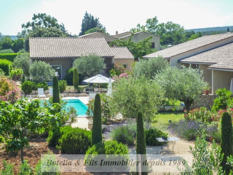 Deluxe sale house / villa St martin d'ardeche 895000€ - Picture 2