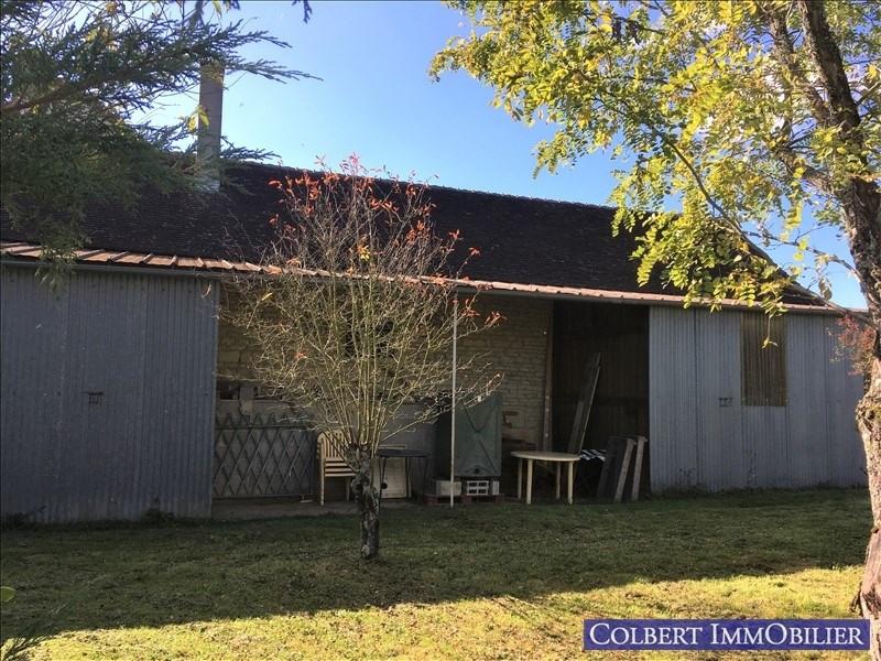 Vente maison / villa Neuvy sautour 118000€ - Photo 10