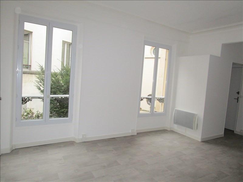 Sale apartment Versailles 239000€ - Picture 2