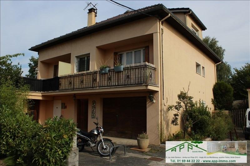 Sale apartment Draveil 107000€ - Picture 2