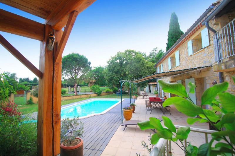 Vente maison / villa Bagnols sur ceze 480000€ - Photo 16