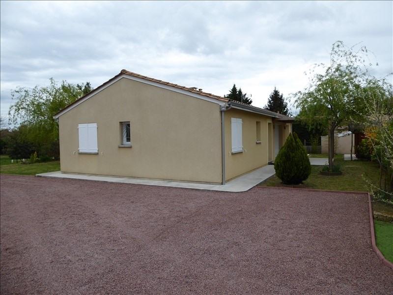 Location maison / villa St andre de cubzac 833€ CC - Photo 1