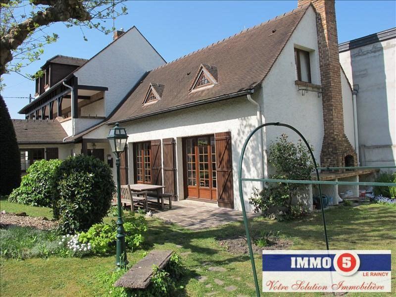 Sale house / villa Le raincy 685000€ - Picture 1
