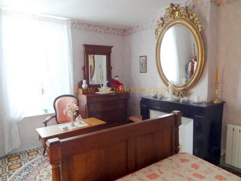 Vendita nell' vitalizio di vita casa Maureilhan 46000€ - Fotografia 6
