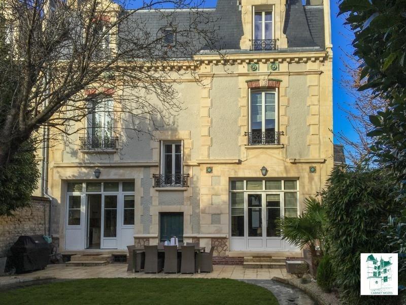 Vente de prestige maison / villa Caen 1140000€ - Photo 1